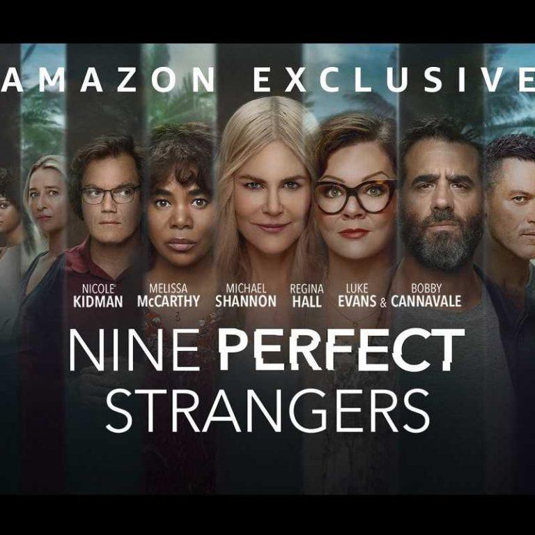 nine perfect stranger